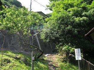 丹沢大山の看板