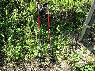 VAXPOT(バックスポット)■トレッキングポール・ストック(I型)2本セット■ダブル■登山やトレッキングに!