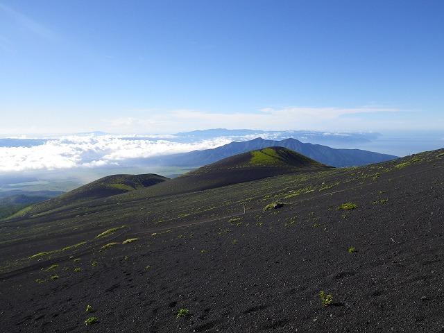 富士山双子山