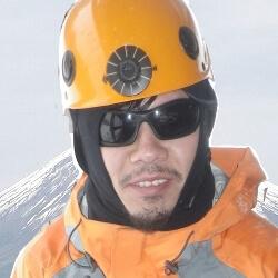 元旦冬富士登山家のSさん