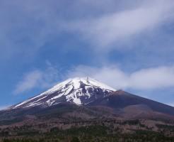 2017年5月GW 残雪期の富士登山