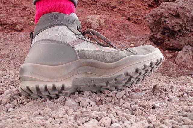 富士登山 登山靴 レンタル 体験