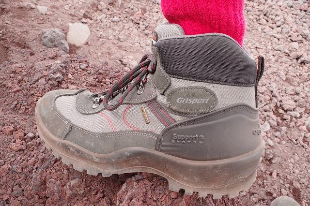 やまどうぐレンタル屋 登山靴 グリスポーツ