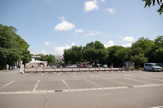 柿田川公園 駐車場