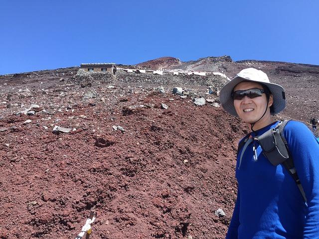 富士山の紫外線対策とサングラス