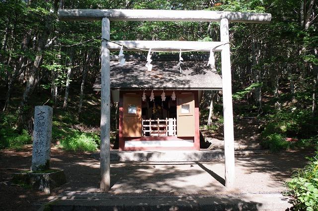 須走ルートの登山道の写真07