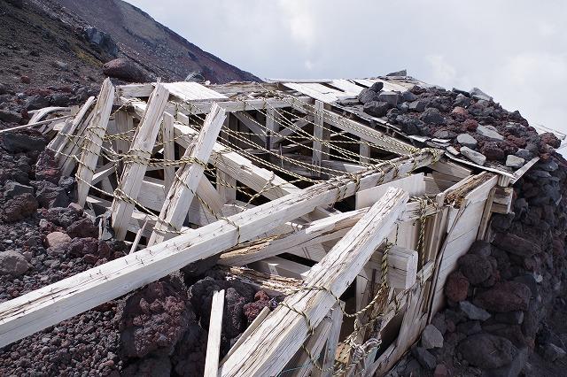 須走ルートの登山道の写真60